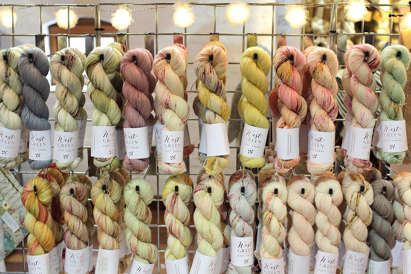 West Green Loft Yarns