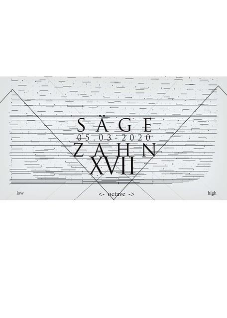 Saegezahn XVII