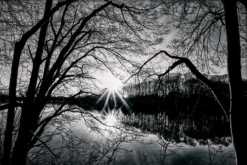 buckscounty corecreek fedesk8 federicoscottophotography fujifilmxm1 sky sunset fedescotto landscape black white bw