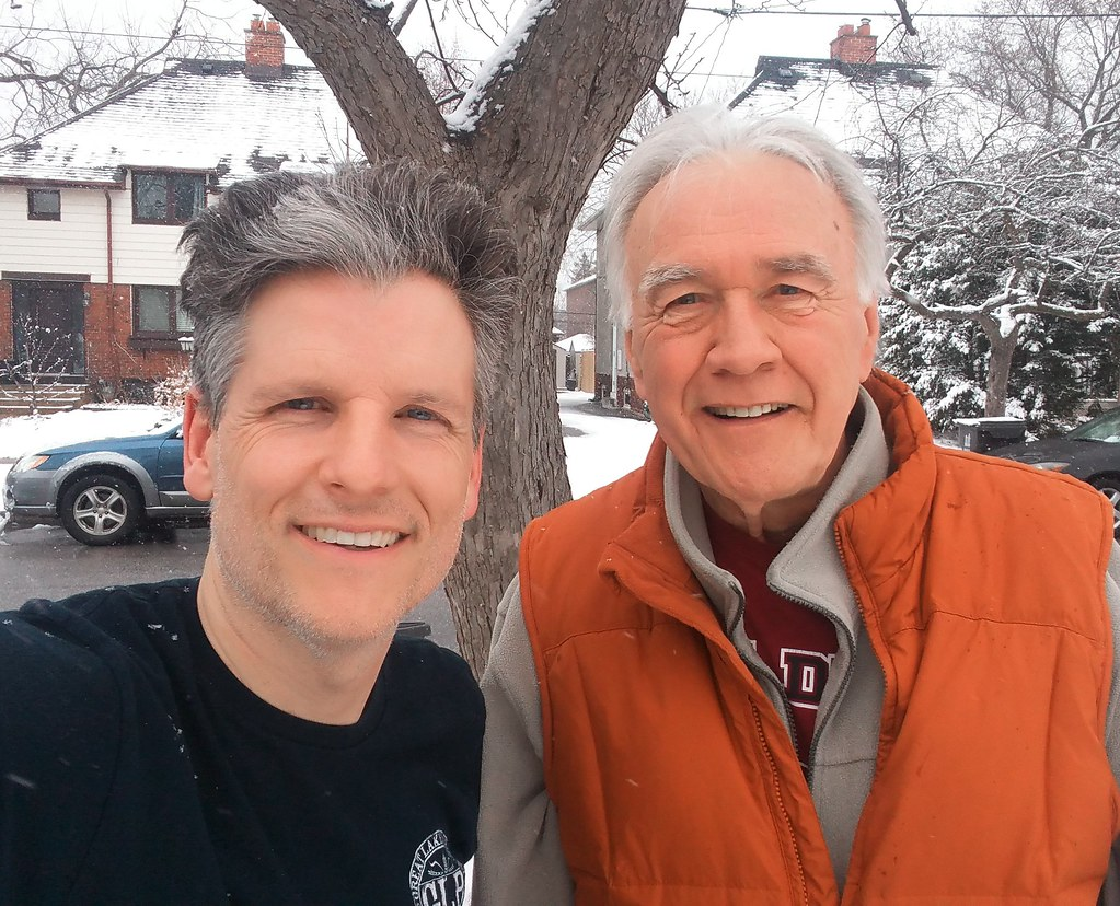 Rick Hodge and Me