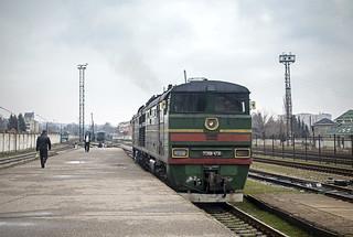 2TE10V 4730 Dushanbe