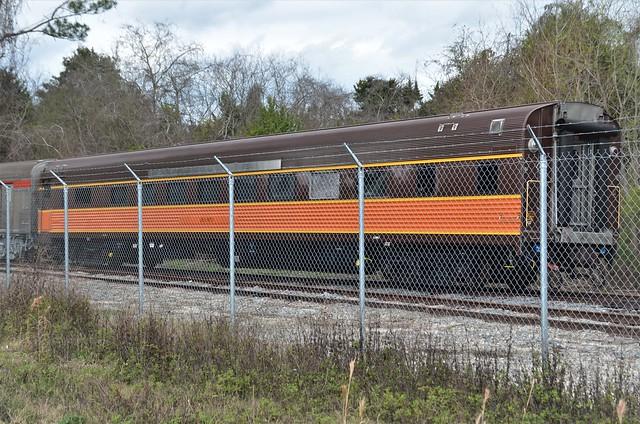 Chicago, Burlington & Quincy Railroad No. 402, California Zephyr,