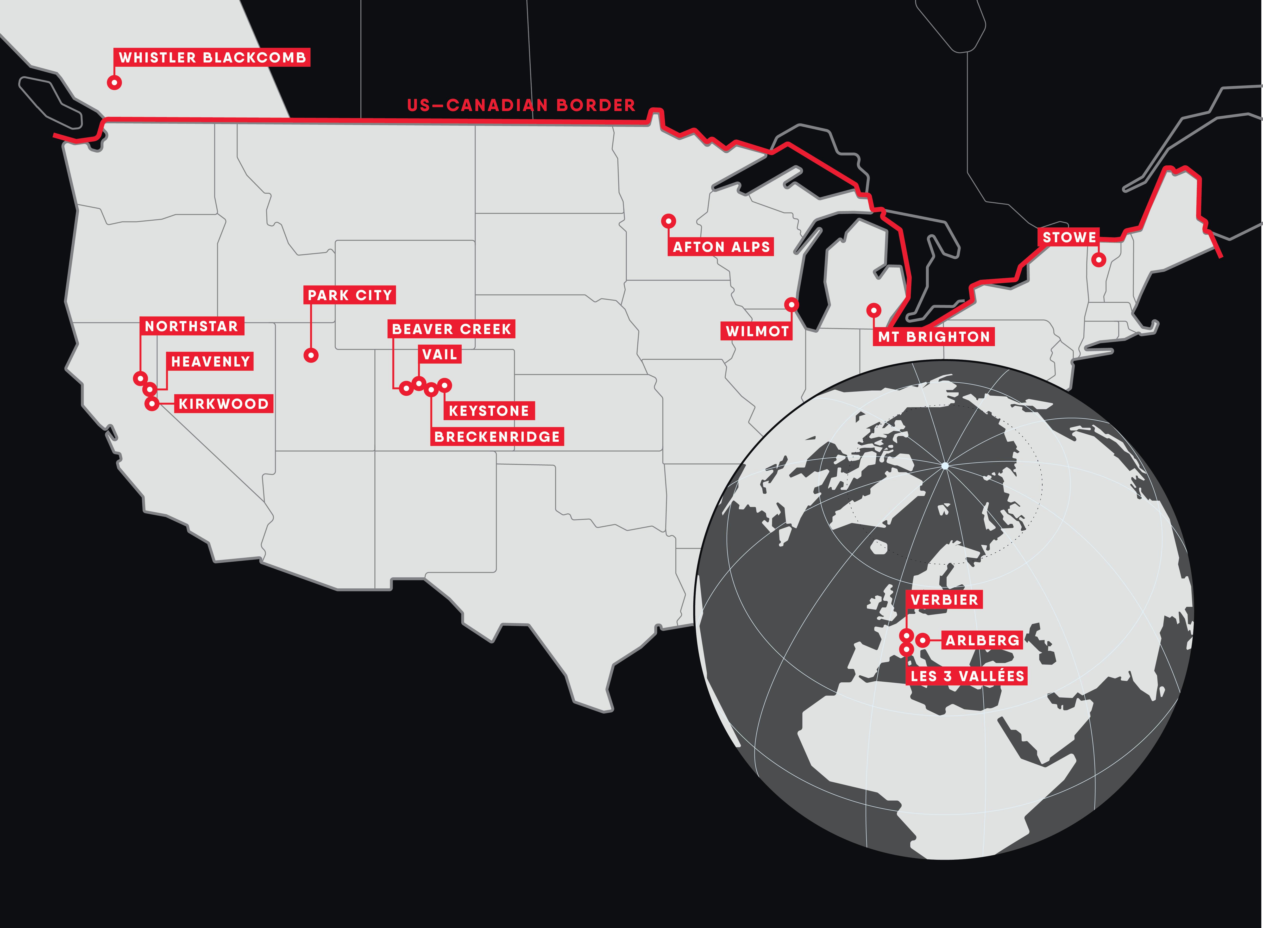 Epic Pass en EEUU y Canada