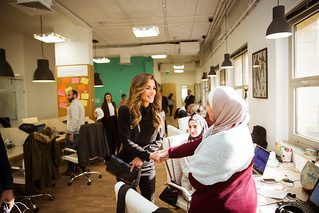 Visit to Tamatem and Altibbi Health tech companies | by queenrania