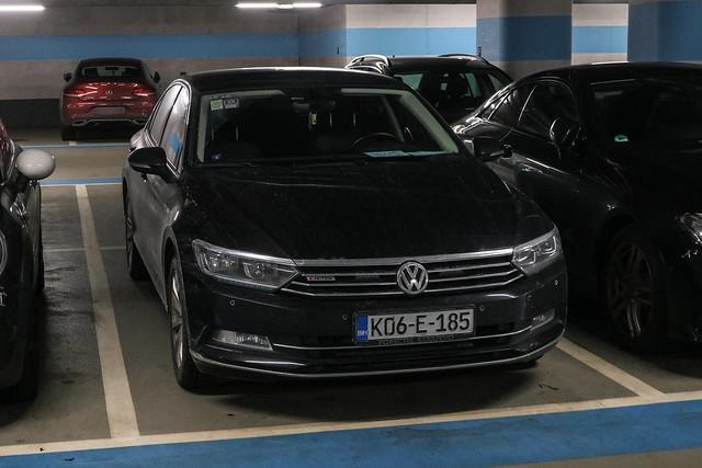 Bosnia-Hercegovina - VW Passat B8