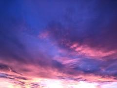 Sunset @ Courchapoix