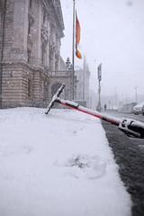 Snow in Baviera