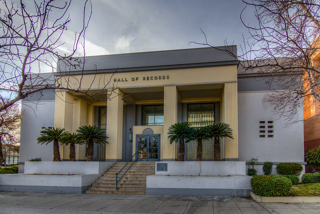 Kern County Hall of Records 11