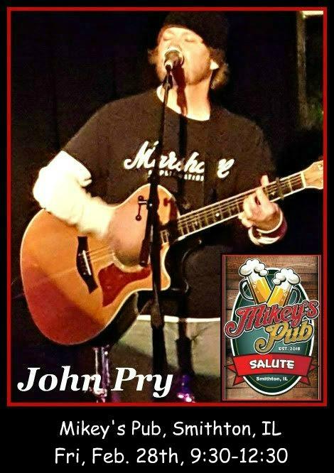John Pry 2-28-20