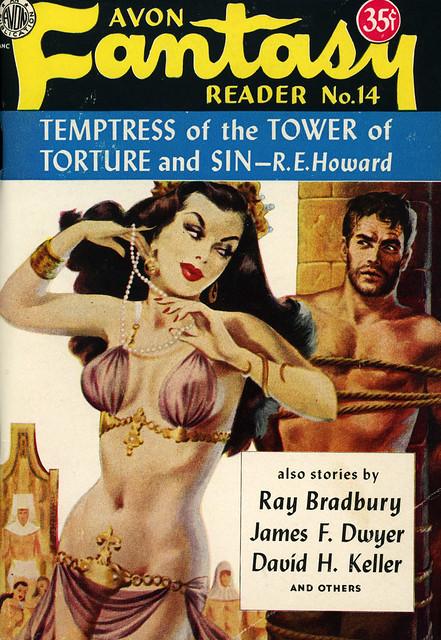 Avon Novels - Donald A. Wolheim - Avon Fantasy Reader 14