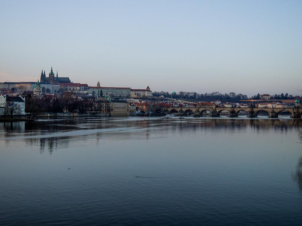 Praha Vltava