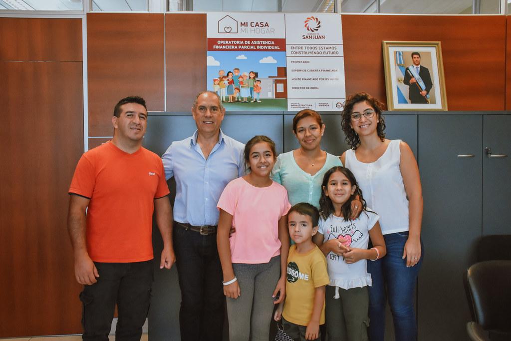 2020-02-26 OBRAS Y SERVICIOS PÚBLICOS: La FNS 2020 tiene a la primera ganadora de una vivienda