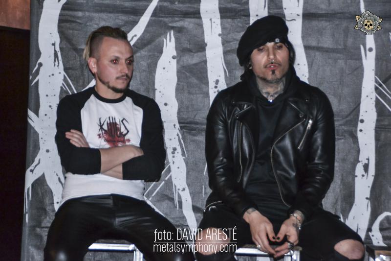 Asistimos a la presentación del nuevo disco de KillUs en Madrid
