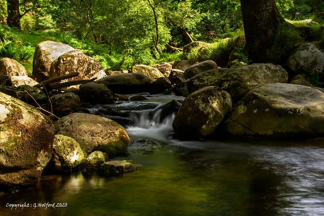 The River at Glendalough