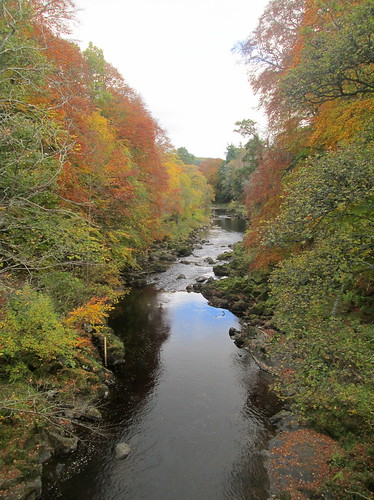 River Deveron, Huntly