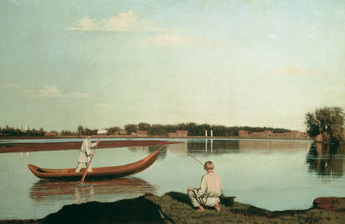 Grigory Soroka Fishermen 1840