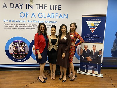 2020 Feb Business Mixer at Glarea Elevated Learning