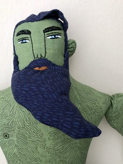Green Merman doll | by Mimi K