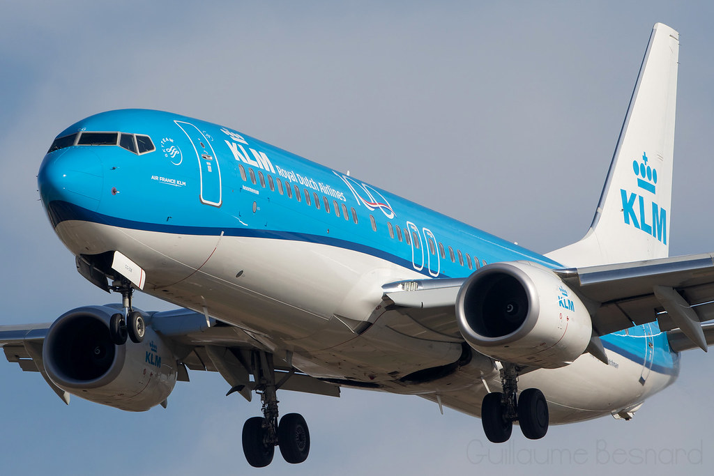 Boeing 737-800 KLM Royal Dutch Airlines PH-BCG cn 62578/7447