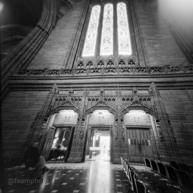 Liverpool Cathedral, Feb 2020