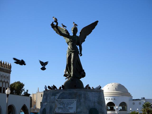 Statue de la Victoire