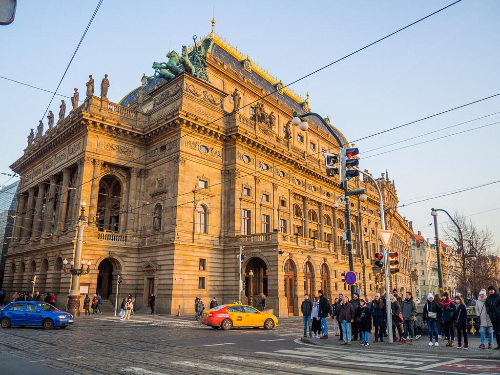 Praha Kansallisteatteri