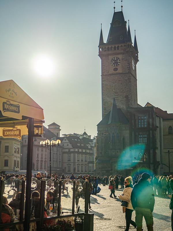 Praha keskusaukio