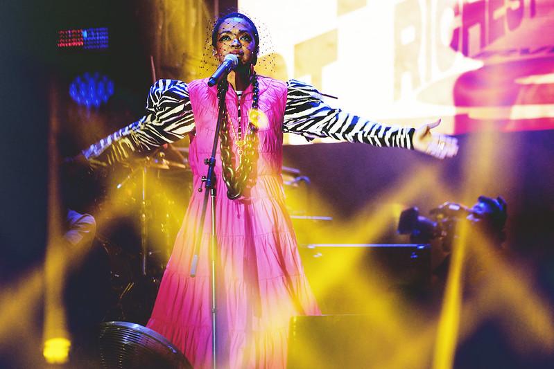 Lauryn Hill by Waleed Shah 6