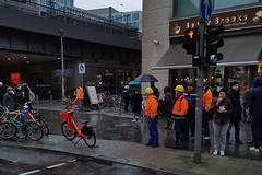 #streetphotography #rainy #ampelmännchen