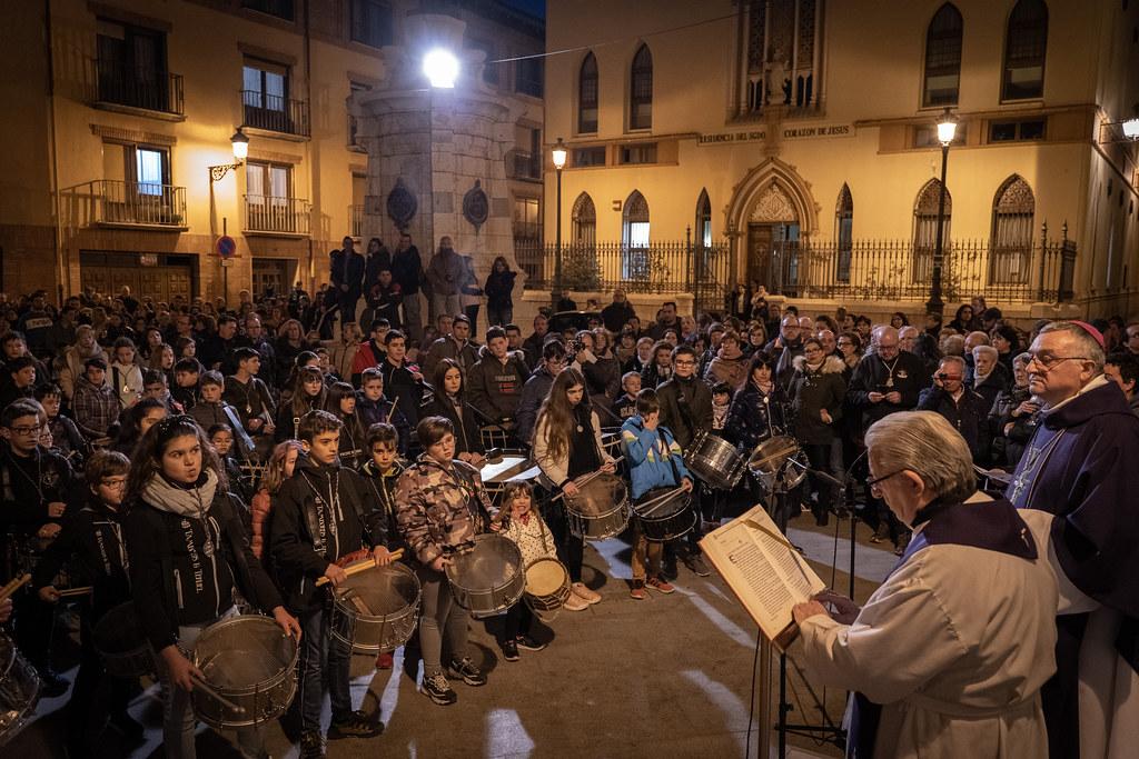 Miércoles Ceniza Teruel 2020