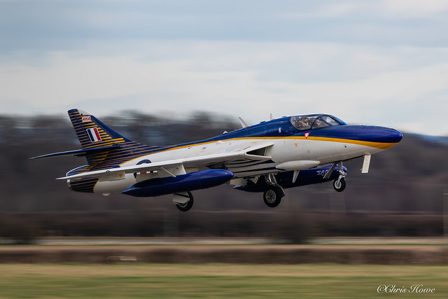 Hawker Hunter T72 - XE688 - Hawker Hunter Aviation