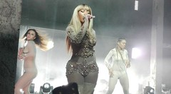 Nicki Minaj pide perdón por comportamiento de esposo en carnaval
