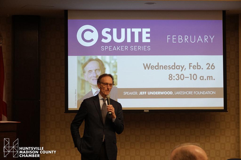 022620 C-Suite Speaker Series - Jeff Underwood