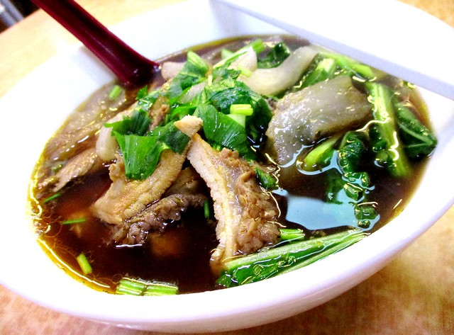 Stall No. 52 Sibu Central Market beef noodles special 2