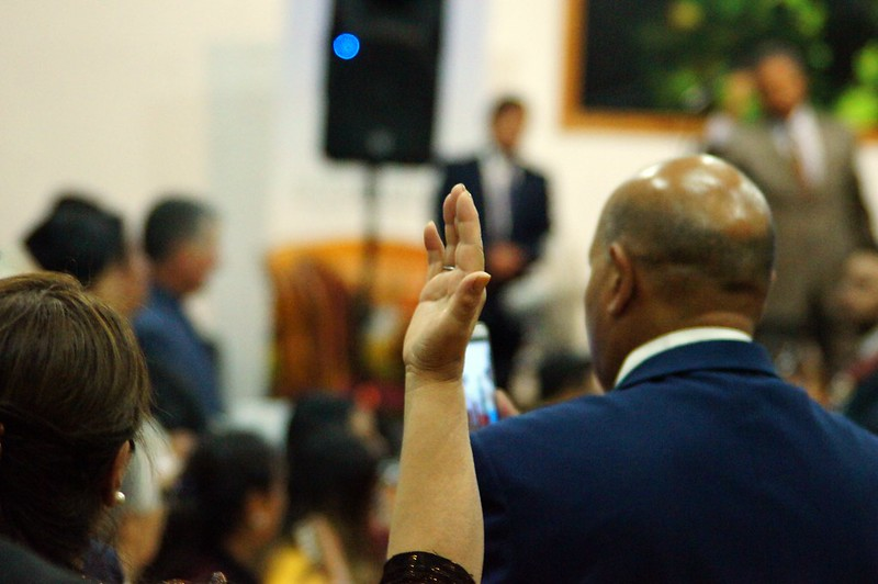 """""""Enviados a reconocer la tierra prometida"""" Culto Jueves en Molina por #111ConferenciaIMPCH"""