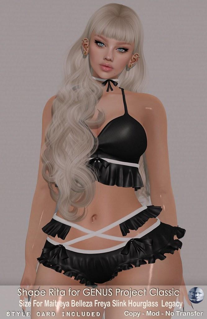 Malibu Shapes ::: Rita – GENUS Project Classic