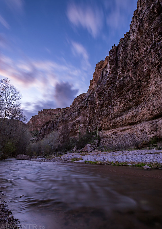 Aravaipa Twilight