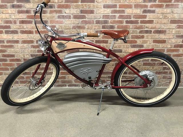The Cruz Vintage Electric Bike, E-Bike