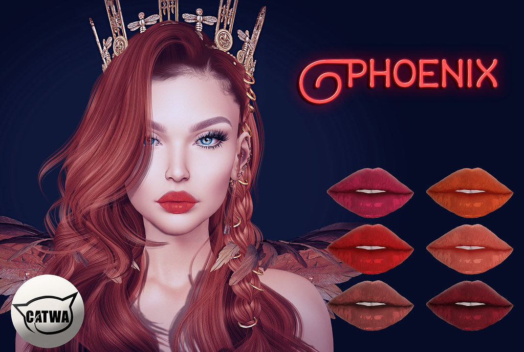 Voodoo – Phoenix Catwa Ad