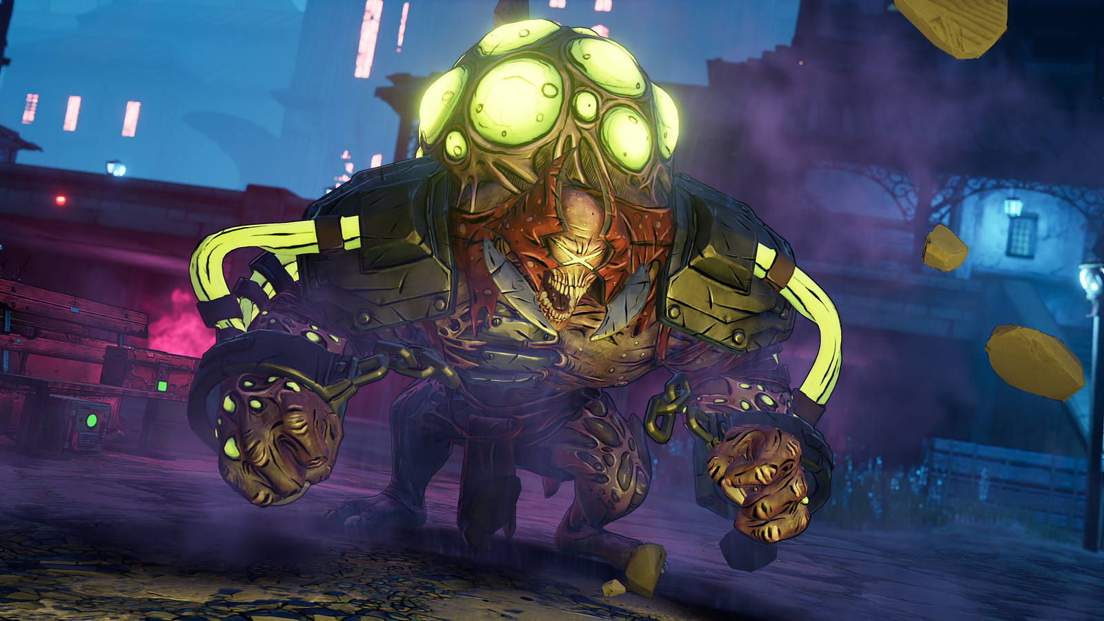 Borderlands 3 - Guns, Love, and Tentacles: The Marriage of Wainwright & Hammerlock