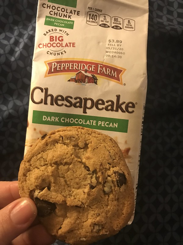 Pepperidge Farm cookies - Chesapeake