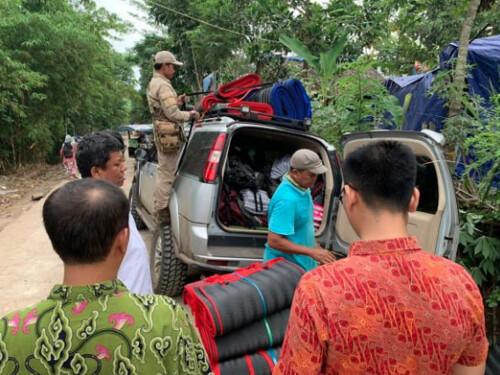 Dukungan Komunitas Volunteers Indonesia