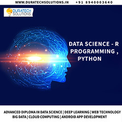Data Science - R Programming, Python