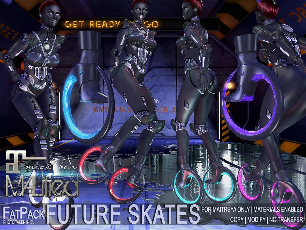 MALified - Future Skates - FatPack