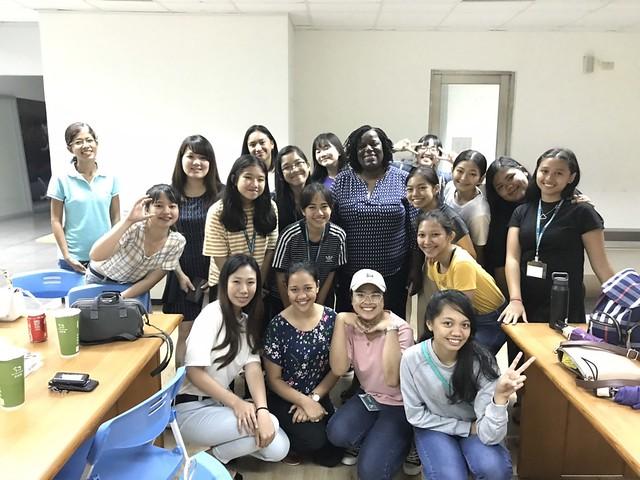 20190602-0611菲律賓Miriam College短期遊學團