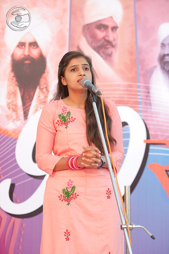 Kajal Ji presented English speech Junagarh GJ