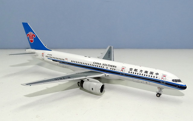China Southern Boeing 757-200 B-2815
