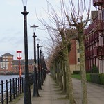 Dockside walk