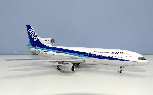 All Nippon Lockheed L-1011 Tristar JA8509