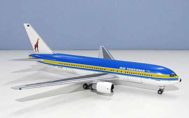 Air Tanzania Boeing 767-200 ET-AIZ